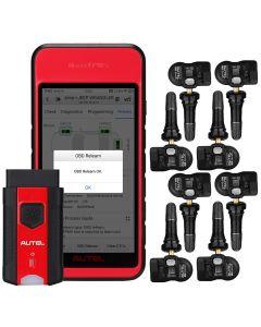 Autel MaxiTPMS ITS600 with 8 MX 1 sensors