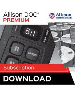 Allison DOC® Premium For Download