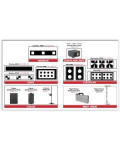 Autel ADAS Calibration Kit 1