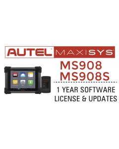 Autel Maxisys MS908S 1 Year Updates