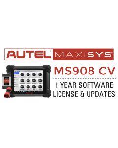 Autel Maxisys908CV 1 Year Update