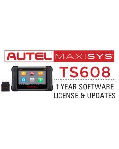 Autel TS608 1 Year update