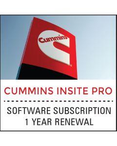 Cummins Insite Pro Software
