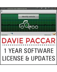 1 Year Renewal for Davie Paccar Software