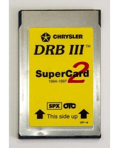 DRB III Super Card 2