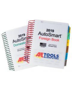 AutoSmart 2019 Foreign & Domestic Book Set