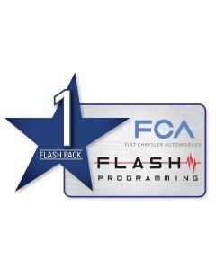 FCA FLASH Token - 1 Pack