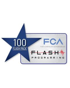 FCA Flash Tokens - 100 PACK