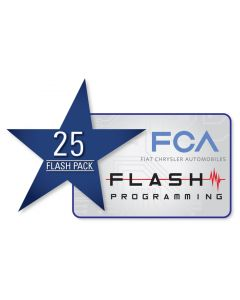 FCA Flash Tokens - 25 PACK