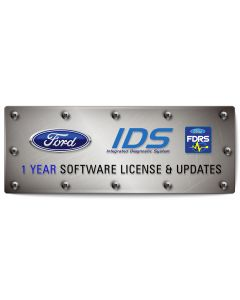 Ford IDS / FDRS 1 Year Software Subscription