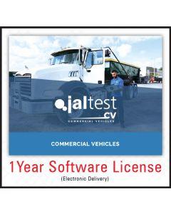 Jaltest CV Software - 1 Year Subscription Renewal