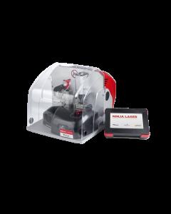 Keyline Ninja Laser Key Machine with AC Clamp