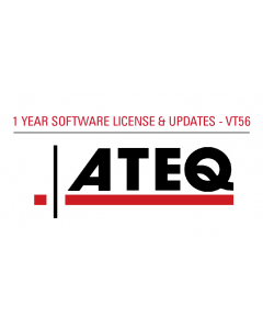 ATEQ VT56 - 1 Year Software License