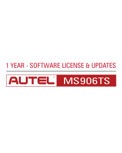Autel MS906TS - 1 Year Software License & Updates