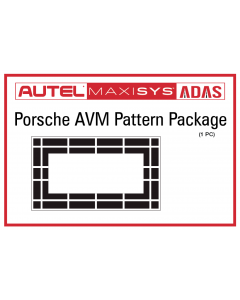Autel ADAS Porsche AVM Pattern Package