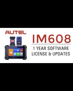 Autel IM608 1 Year Update
