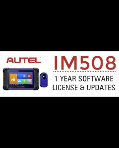 Autel IM508 1 Year Update