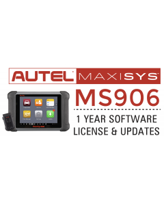 Autel MaxiSYS MS906 1 year update