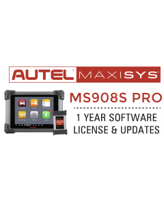 Autel Maxisys908S Pro 1 Year Update