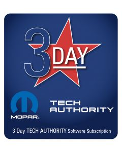 Tech Authority 3 Day Subscription - Automatic Issue